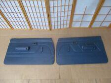 86 87 88 Toyota Pickup 4runner Door Panel Doorpanel Arm Rest Armrest BLUE 1988