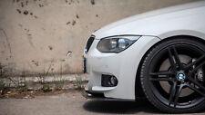 For BMW E92 E93 LCI M Sport Front Bumper spoiler lip sport apron Splitter chin