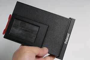 Polaroid Back for Fuji FP-100C and new up coming One instant pack film!