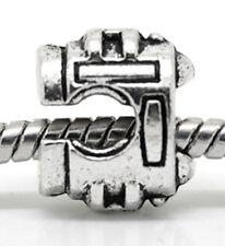 Sewing Machine Craft Seamstress Designer Bead for Silver European Charm Bracelet