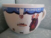 California Pantry, Guy Buffet Collection 2003, Cafe La Mimosas Bar, Mug