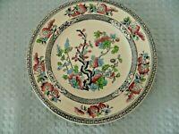 Wood's & Sons Burslem England Indian Tree Ironstone Plate