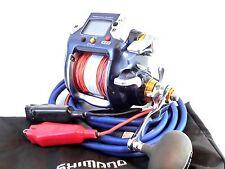 Shimano Dendou Beast Master 3000 Electric Reel +New PE Line(50lb-300m) Very good