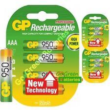 Baterías recargables Grey Pneumatic AAA para TV y Home Audio