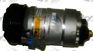 A/C Compressor-New Global 6511344