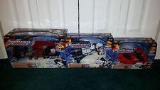 Powerlinx Optimus Prime + Jetfire & Overload COMBINER Transformers Armada Hasbro
