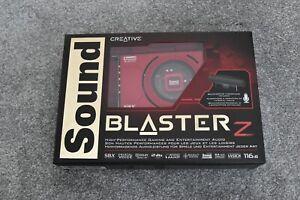 Creative Labs Sound Blaster Z PCIe 5.1 SB1500 Internal Gaming Sound Card