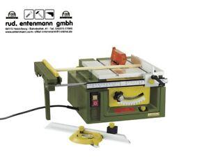 Proxxon Feinschnitt Tischkreissäge FET No. 27070 *Neu*