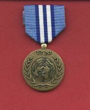 UN United Nations Military Award medal for Sierra Leone Mission
