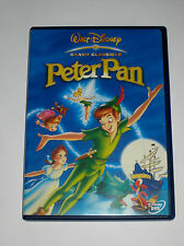 PETER PAN  - WALT DISNEY n° 16 + Hologramme DVD