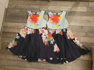 Twin Girls Ted Baker 5-6