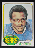 1976 Topps Football Walter Payton ROOKIE #148 - PSA 9 10 POTENTIAL AMAZING CARD