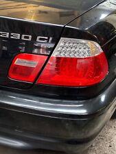 BMW e46 FACELIFT LED REAR TAIL LIGHT Brake 330ci 2003 Genuine 6937454