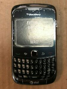AT&T Blackberry Curve 3G 9300 Black Cell Phone