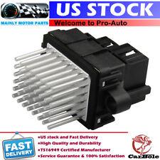 Blower Motor Resistor Control Module For 07-13 SILVERADO 1500 2500 3500 SUBURBAN