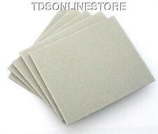5 Pack Wet Or Dry 280 Grit Sanding Sponges 4.5x5.5 Inch