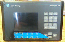 Allen Bradley Panelview 600 Cat.2711-K6C2 240V *Guaranteed NO DOA*