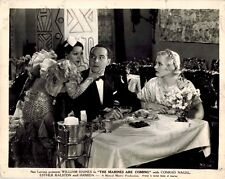 William Haines & Esther Ralston & Armida THE MARINES ARE COMING 1934 Photo 8x10