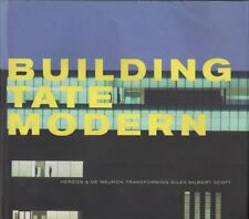 BUILDING TATE MODERN 1st Ed. HC Book