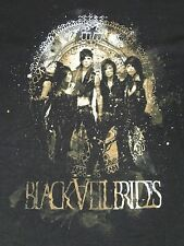 BLACK VEIL BRIDES - GROUP PHOTO - MEDIUM - BLACK T-SHIRT- D719