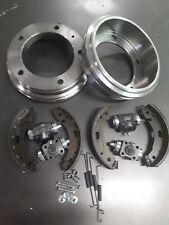Bremsen Set Bremstrommel Radbremszylinder Trommelbremse Multicar M25 vorne