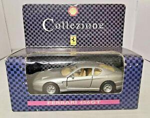 SHELL COLLEZIONE - DIECAST - FERRARI 456 GT - BOXED