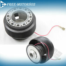 Boss Kit Steering Wheel 6 Hole Bolt Hub Adapters For 86 91 Mazda Rx7 90 97 Miata
