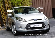 FORD FIESTA MK6  2008 on WINDSCREEN SIDE TRIMS 1 x PAIR (LEFT & RIGHT )