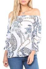 Maglie e camicie da donna camicetta bianco taglia L