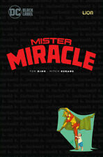 Mister Miracle Black Label Deluxe - RW Lion