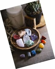 Beverly Oaks Energy Infused Natural Raw Healing Crystals and Tumbled Stones