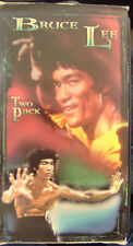 Bruce Lee 2 pack Chinese Connection, First of Fury(VHS,1996)