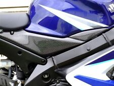 05 06 2005 2006 Suzuki Gsxr 1000 Carbon Fiber Lower Tank Panels (Fits: Suzuki)