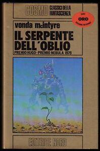 COSMO ORO 41 1980 McINTYRE Il serpente dell'ob Prima Edizione