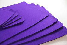Lots of colour Placemats & Coaster  Rectangle Shape Felt TableMats Setof12pieces
