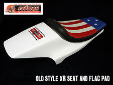 FLAT TRACK SEAT UNITS STREET TRACKER , BIG CHOICE , genuine US originals