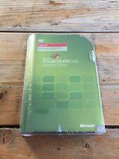 Microsoft Visual Studio 2008 standard Update inglese con fattura IVA