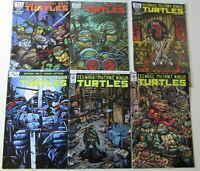 Teenage Mutant Ninja Turtles  40 43 49 52 55 82 Lot of Six  NM-  TMNT IDW Comics