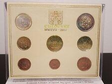 3,88 Euro KMS BU Vatikan Vatican 2017 offiziell