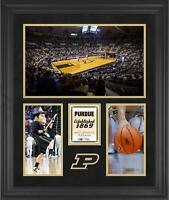 "Purdue Boilermakers Mackey Arena Framed 20"" x 24"" 3-Opening Collage - Fanatics"