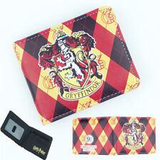 2a7af8c7544b9 Harry Potter Hogwarts School Wallet Geldbörse Geldbeutel Portmonee  Brieftasche A