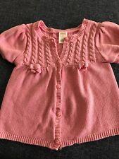 Gymboree Girls 5 5T Pink Sweater Cardigan