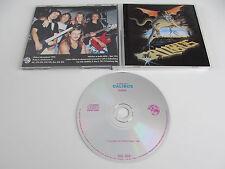 CALIBOS s/t debut same CD 1992 MEGA RARE OOP SPEED/THRASH ORIGINAL 1st PRESSING!