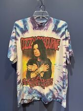 2X T-shirt. Ozzy Osbourne, Ozzmosis Retirement Sucks Tour 1996 Concert T-shirt
