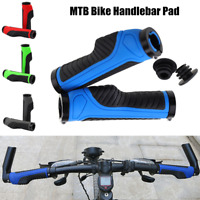 1Pair Anti-Slip MTB Bike Mountain Bicycle Handlebar Grip Cycle Handle Bar Sleeve