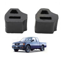 Front Hood Bonnet Bumper Cushion Rubber for 1989-1999 Isuzu TFR Holden Rodeo Pickup Truck MotorStorex