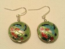 Animals & Insects Enamel Costume Earrings