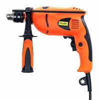 Stalwart Corded Hammer Drill - .5 inch Chuck