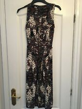 River Island Printed Jumpsuit - Size 8