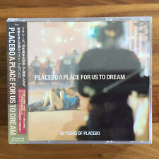 Last Japon Only triple cd! Placebo A Place For Us to Dream Limited Edition 2016